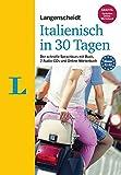 """Langenscheidt Italienisch in 30 Tagen - Set mit Buch und 2 Audio-CDs: Der schnelle Sprachkurs (Langenscheidt Sprachkurse """"...in 30 Tagen"""")"""