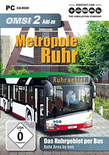 OMSI 2 - AddOn Metropole Ruhr - [PC]