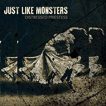 Distressed Priestess