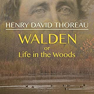 Walden, or Life in the Woods                   Auteur(s):                                                                                                                                 Henry David Thoreau                               Narrateur(s):                                                                                                                                 Robert Bethune                      Durée: 11 h et 27 min     4 évaluations     Au global 4,5