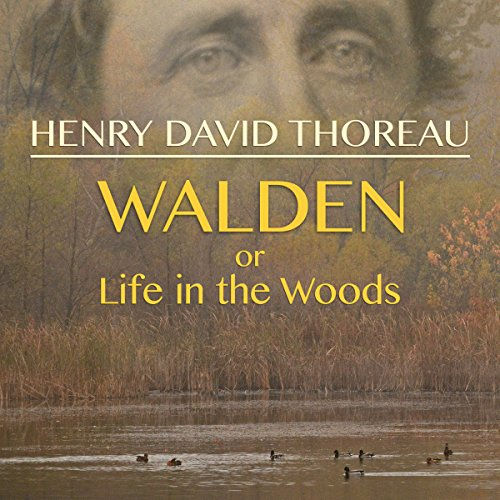 Couverture de Walden, or Life in the Woods