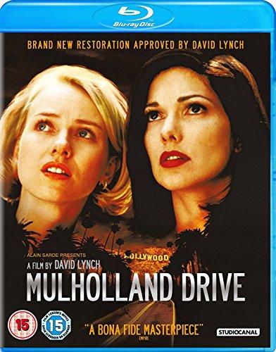Mulholland Drive (Digitally Restored) [Blu-ray] [1999] UK-Import, Sprache-Englisch