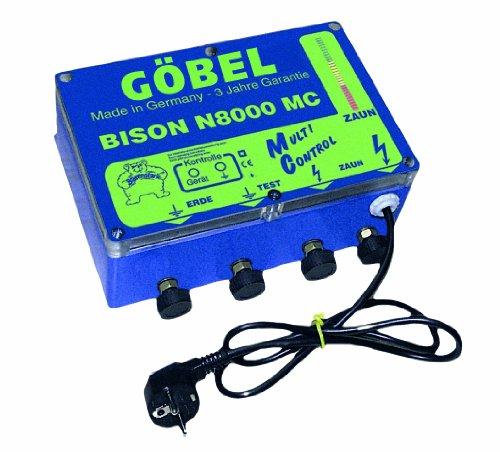 Bison N 8000 MC, Starkes - Weidezaun Netzgerät