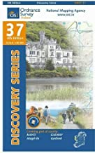 Discovery Map 37 Mayo Sw & Galway (Discovery Maps) (Irish Discovery Series) 4th Revised edition by Ordnance Survey Ireland (2011) Paperback