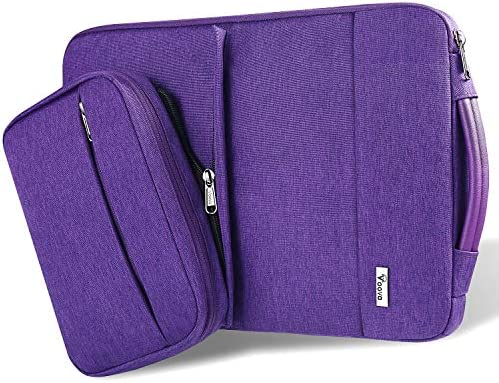 Voova 14 15 6 Inch Laptop Sleeve Case Special Design Waterproof Computer Cover Bag with Detachable product image