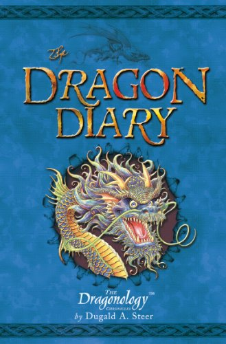 The Dragon Diary (The Dragonology Chronicles) (English Edition)