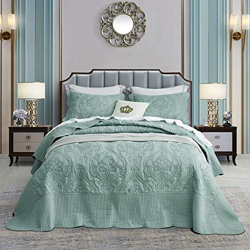 CHIXIN Oversized Bedspread Cover...