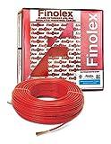 Finolex 1.5Sq mm PVC Wire 90 m Coil, Red