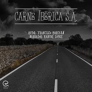 Carne Ibérica S.A. (Spanish Edition) cover art