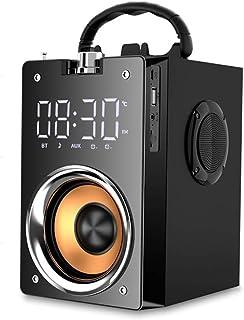 Wireless BT Speaker,Portable Column High Power Subwoofer,Outdoor Portable Sound Box