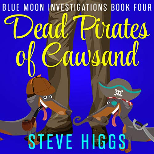 Dead Pirates of Cawsand audiobook cover art
