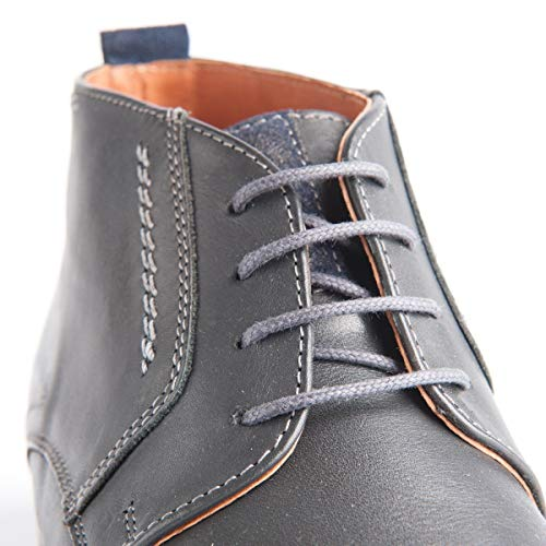 Travelin' London Leather Chukka Boots | Schnürhalbschuh - 8