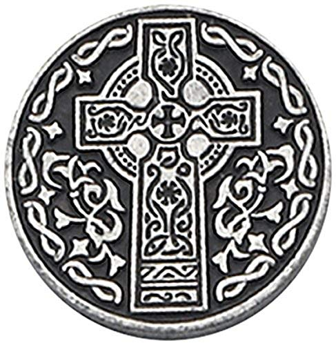 Cathedral Art (Abbey & CA Gift Irish Blessing Pocket Token, 1-Inch, A2, Pewter
