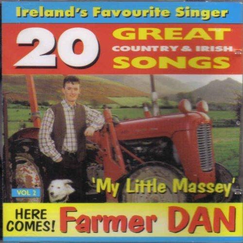 My Little Massey Farmer Dan [Audio CD] Farmer Dan