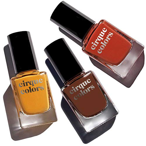 Cirque Colors Nail Polish (Tortoise Shell Nail Art Set)