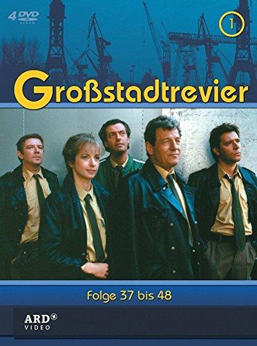 Großstadtrevier - Box 01/Folge 37-48 [4 DVDs]