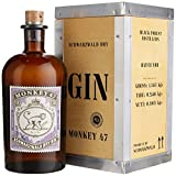 MONKEY 47 Schwarzwald Dry Gin 47% Vol. 0,5L in Giftbox - 500 ml