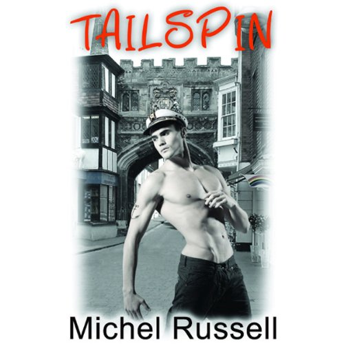 Tail Spin audiobook cover art