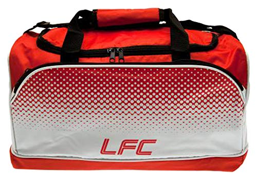 Liverpool FC 24031 Sports Bag Unisex Adult, Red