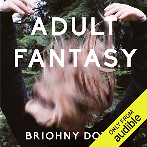 Adult Fantasy audiobook cover art