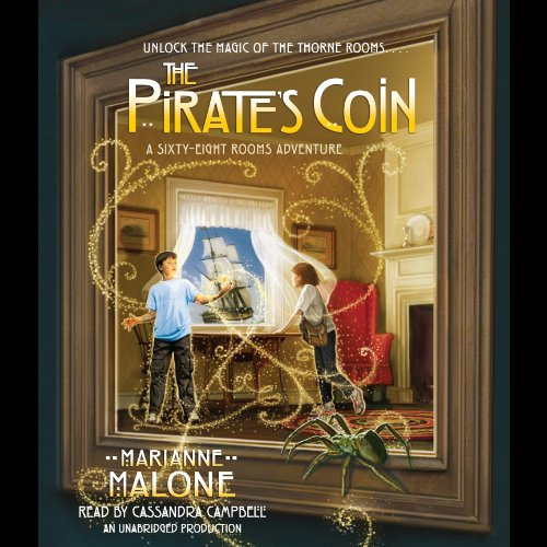 The Pirate's Coin: A Sixty-Eight Rooms Adventure, Book 3 audiobook cover art