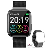 NAIXUES Smartwatch Orologio Fitness Sportivo Donna Uomo Impermeabile Smart Watch...