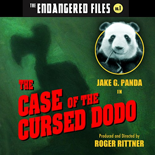 The Case of the Cursed Dodo audiobook cover art