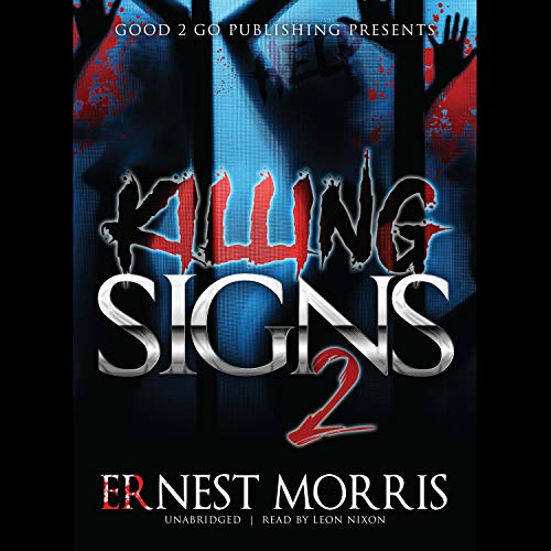 Killing Signs 2 cover art