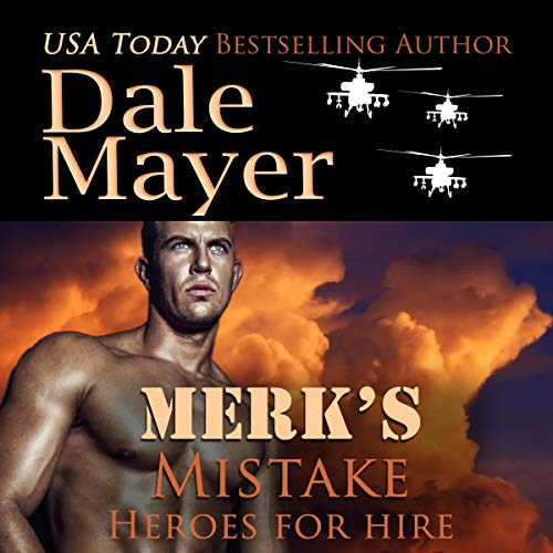 Merk's Mistake: Heroes for Hire cover art