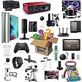 LBXZ Caja sorpresa Mystery Box Valor for dinero Bin Aleatorio que se puede abrir un dron de teléfono móvil abierto, etc. ¡Todo es posible!