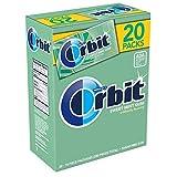 ORBIT Sweet Mint Sugarfree Gum 20 Pack Box 280 Pieces