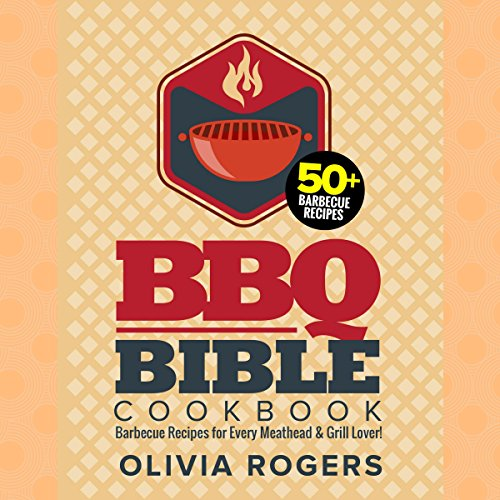 BBQ Bible Cookbook audiobook cover art