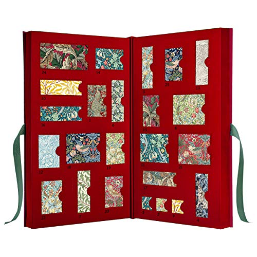 Morris & Co Festive Advent Calendar 2018