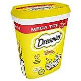 Dreamies - Ricompense per gatti, Formaggio MegaTub, 350...