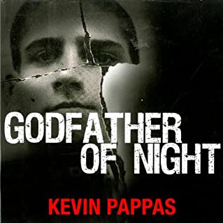 Godfather of Night audiobook cover art