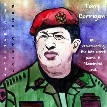 El Comandante Hugo Chavez