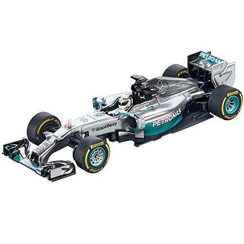 Carrera Evolution - 20027495 - Voiture De Circuit - Mercedes-Benz F1 W05 Hybrid - L.Hamilton No.44