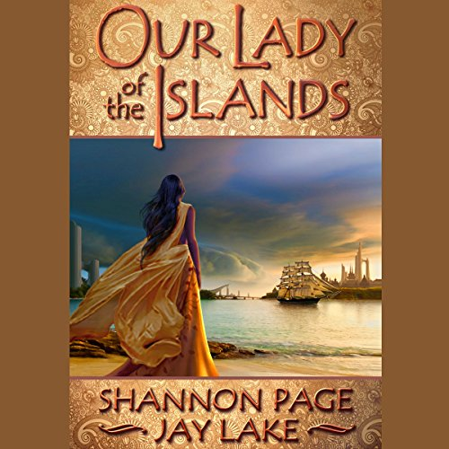 Our Lady of the Islands audiobook cover art