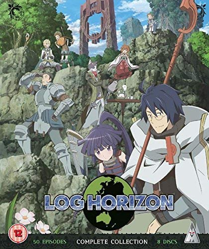 Log Horizon: Complete Collection [Region B] [Blu-ray]