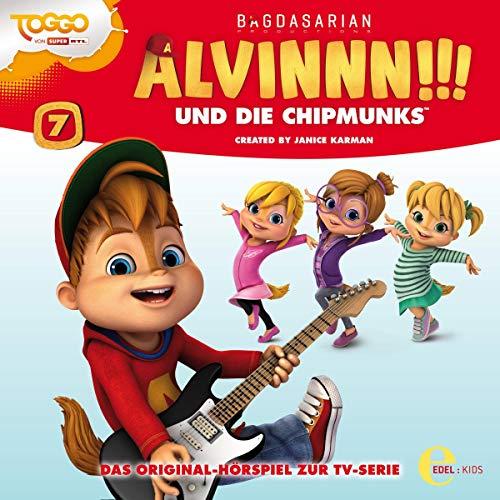 Alvinnn!!! und die Chipmunks 7. Original Hörspiel zur TV-Serie Titelbild