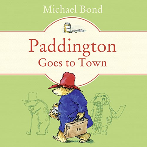 Paddington Goes to Town cover art