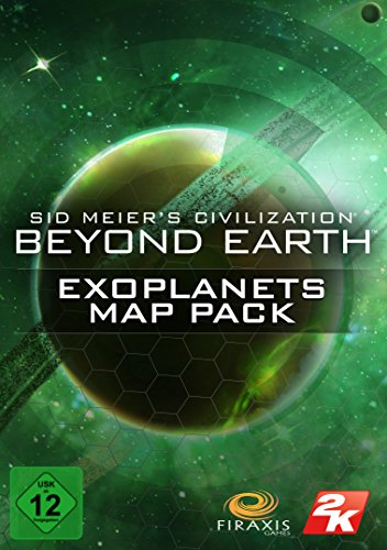 Sid Meier's Civilization Beyond Earth Exoplanet Map Pack [PC Code - Steam]