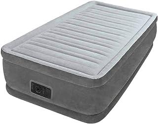 Intex 64412 - Colchón hinchable Fibertech comfort Plush 99 x 191 x 46 cm