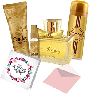 Tender Set for Women -Mother day gift from My Way 5 Pcs