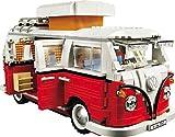 Lego Volkswagen 10220 T1 Van Camper Campeggio Bus Vw Bulli