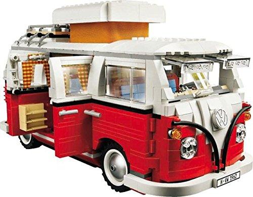 LEGO 10220 - Furgoneta Volkswagen Camper T1