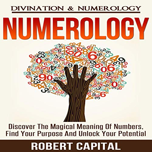 Numerology: Divination & Numerology Audiobook By Robert Capital cover art