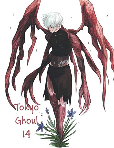 Tokyo Ghoul 14: Anime, 110-page notebook, 8*11