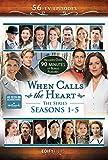 When Calls the Heart - Seasons 1-5 - 56 Episode Set