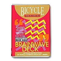 Brainwave デッキ自転車(ブルーケース)